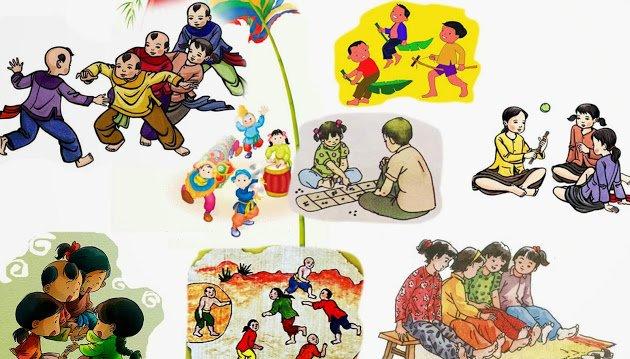 jeux traditionnels au vietnam