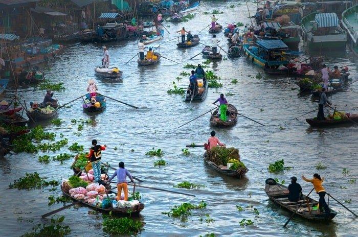 le delta du mekong - destination à ne pas rater