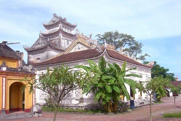 la pagode de Co Le - Nam Dinh