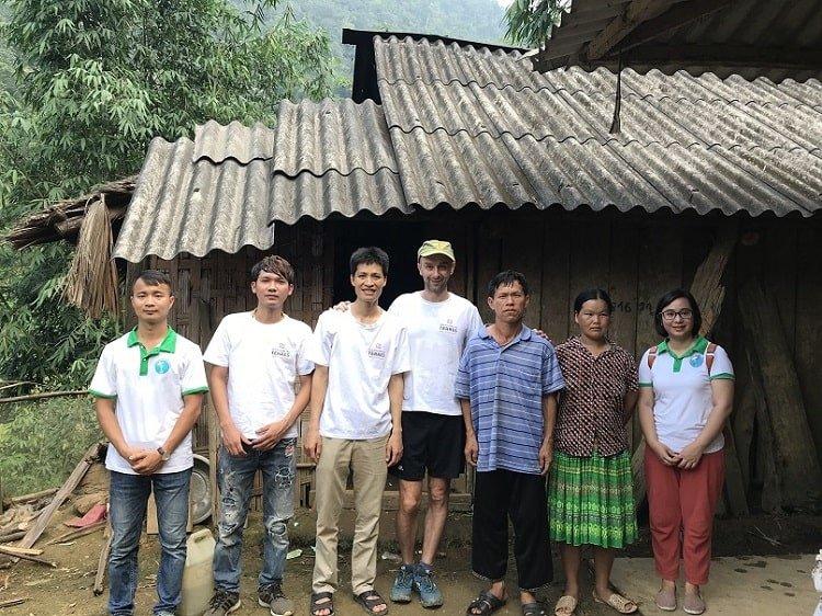 action humanitaire de horizon vietnam travel 2