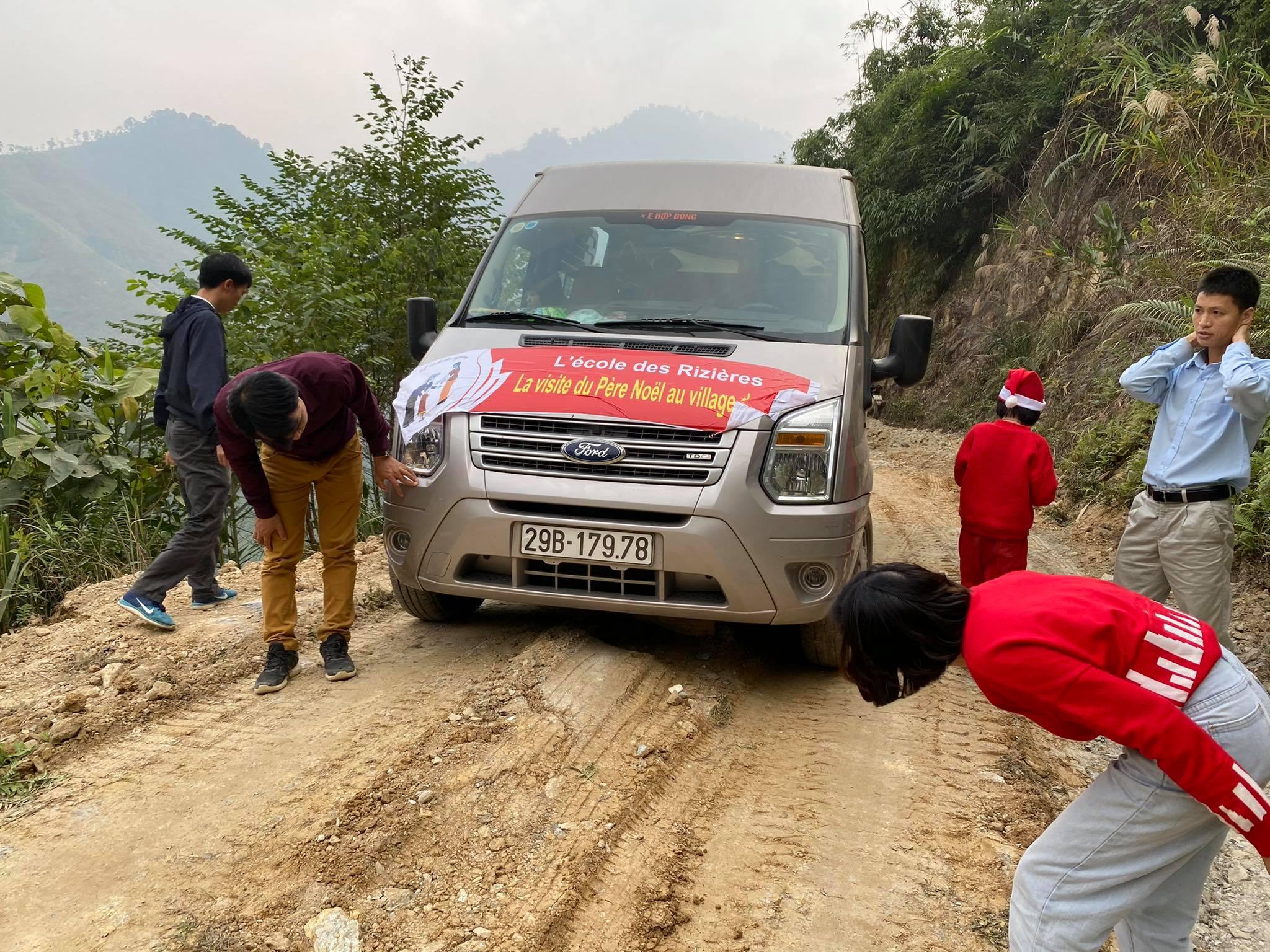 voyage humanitaire vietnam