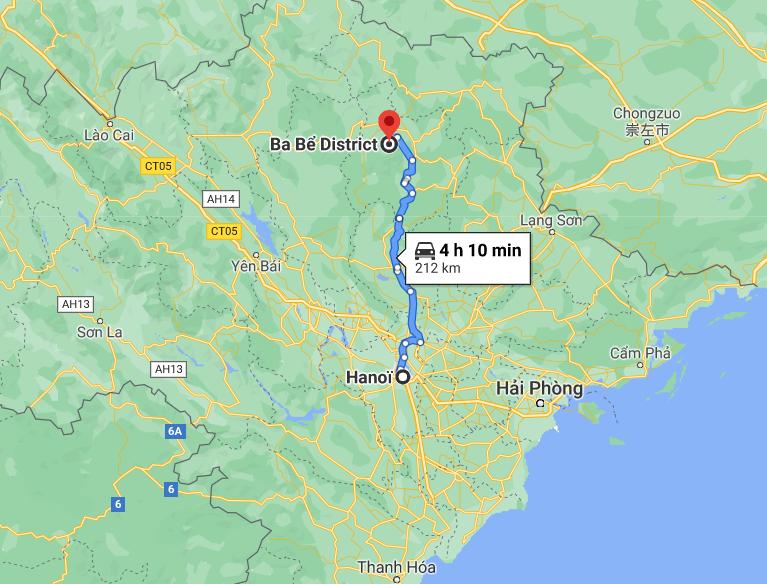 Carte-Ba-Be-Vietnam